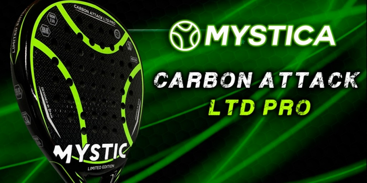 Llega la Mystica Carbon Attack LTD PRO 2019